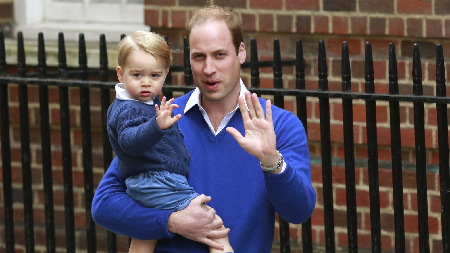 William and Kate Launch Attack on Paparazzi Pursuing Prince George