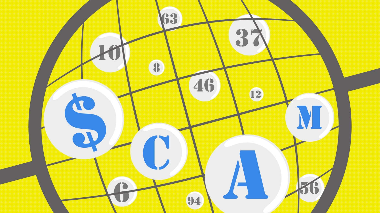 Inside the Biggest Lottery Scam Ever