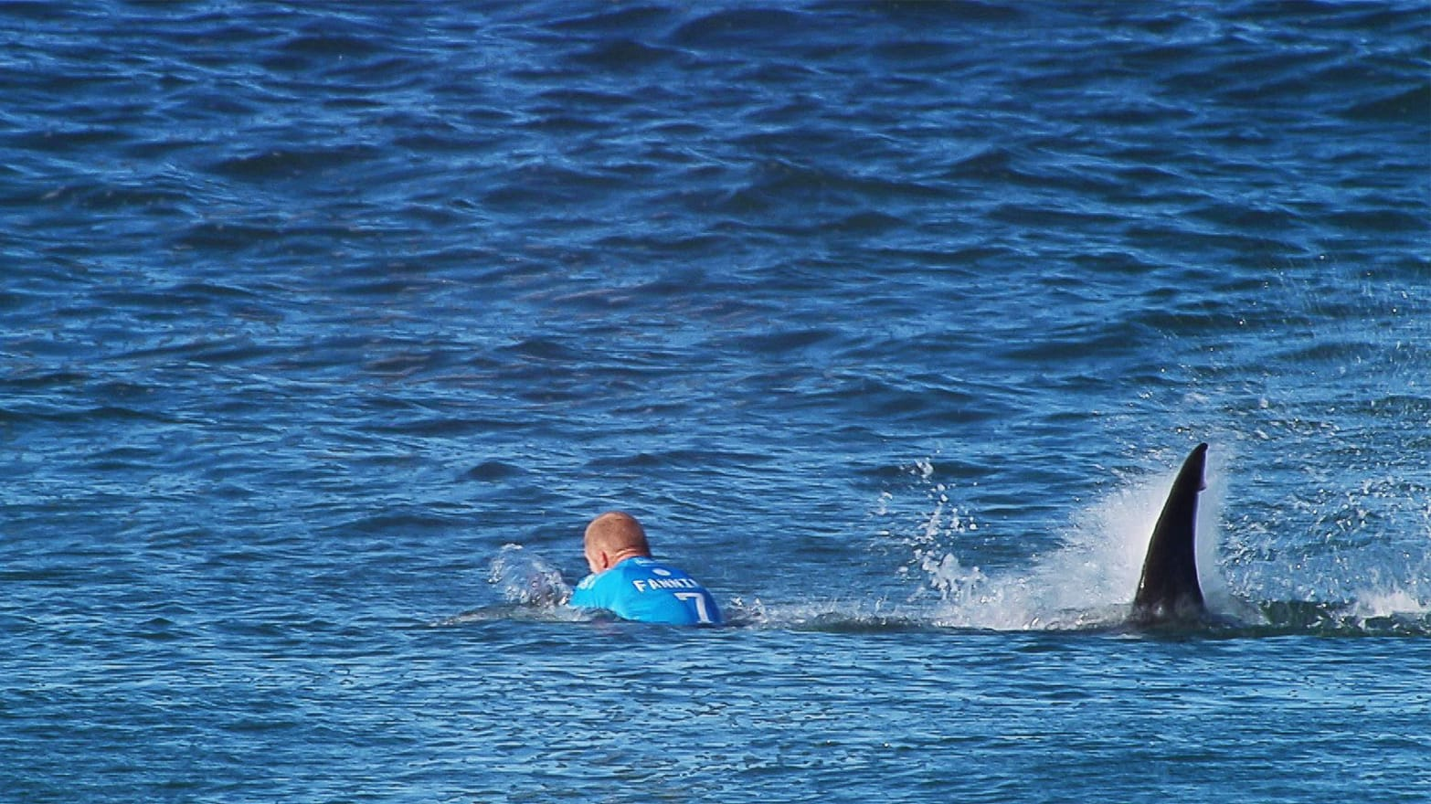 e988515628aa How Mick Fanning Punched That Shark