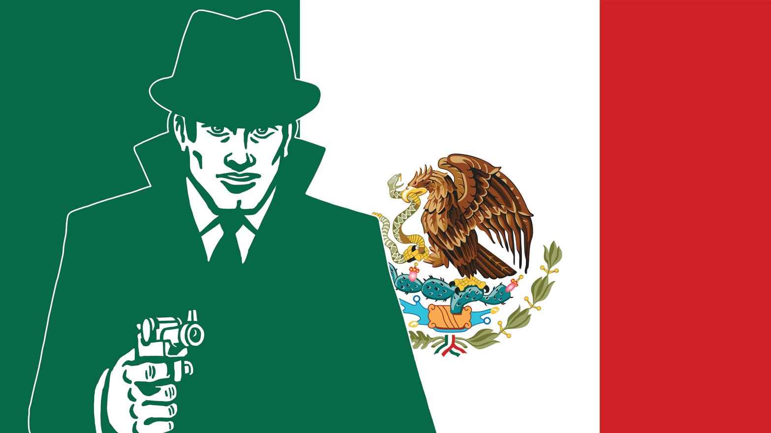 The Mexican Hitman and 'The White Boy'