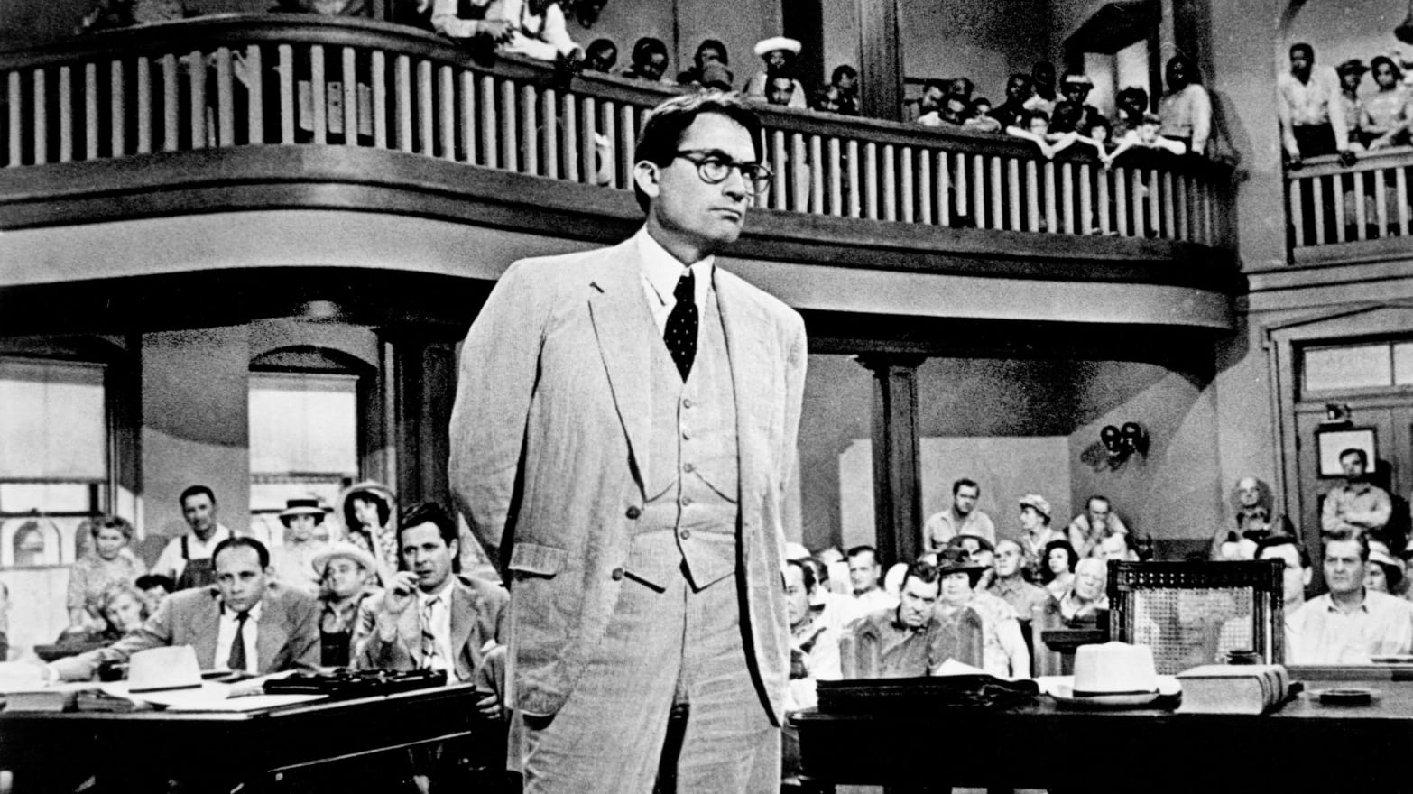 Image of the 1962 to kill a mockingbird