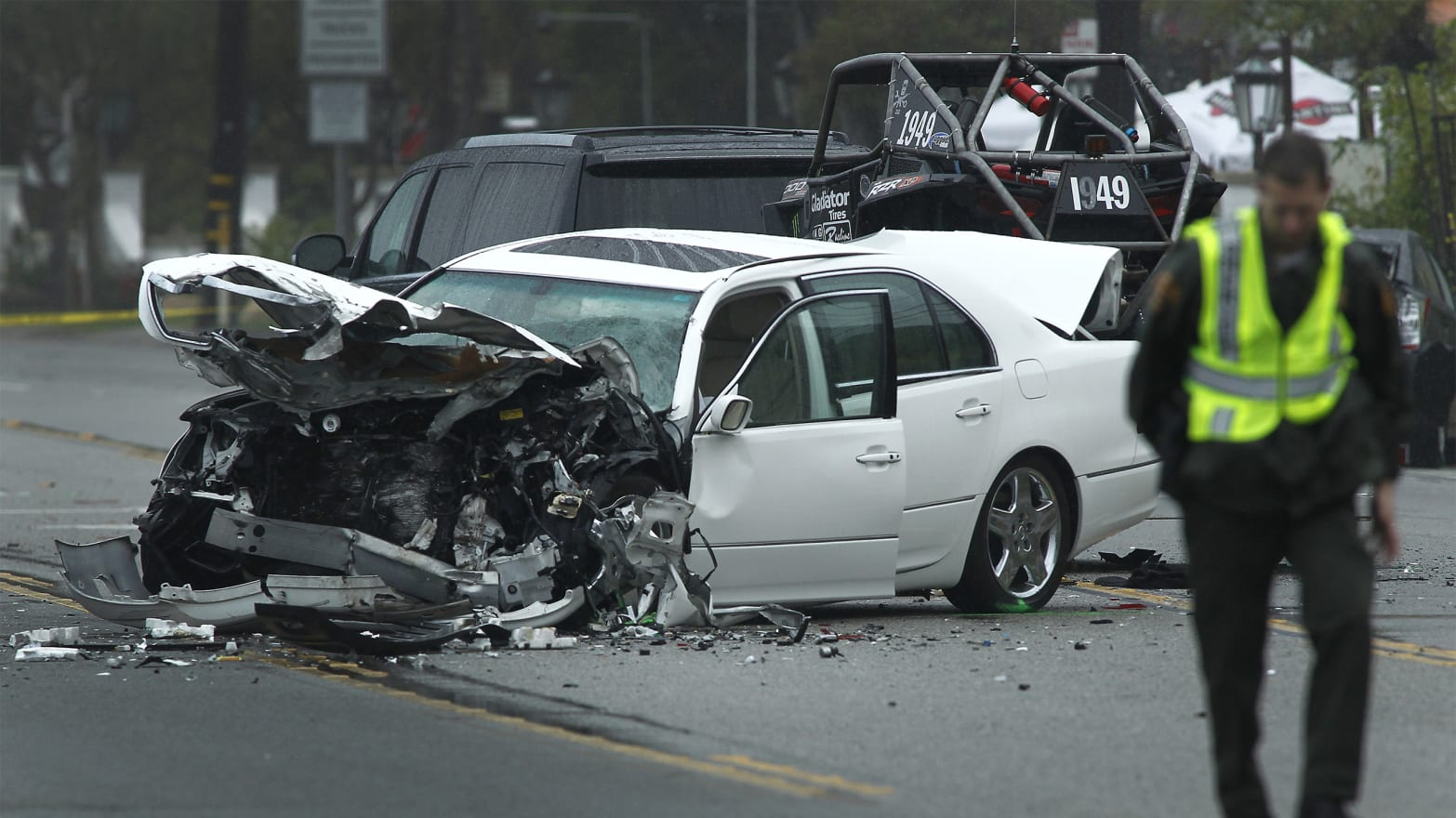 Fatal Car Crash Reemerges to Haunt Caitlyn Jenner