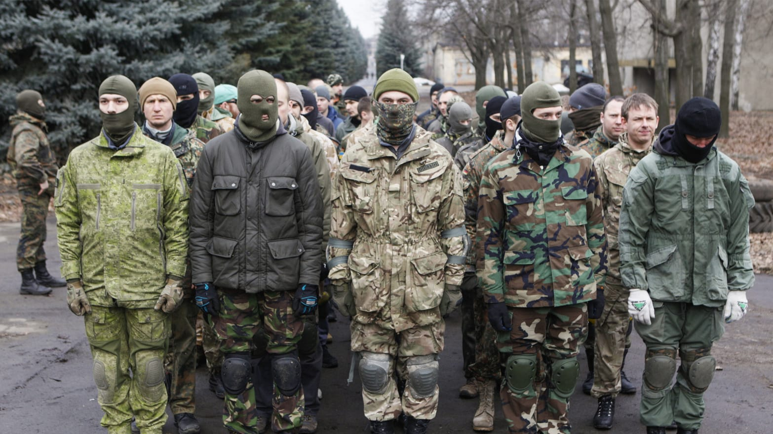 How Many Neo-Nazis Is the U.S. Backing in Ukraine?