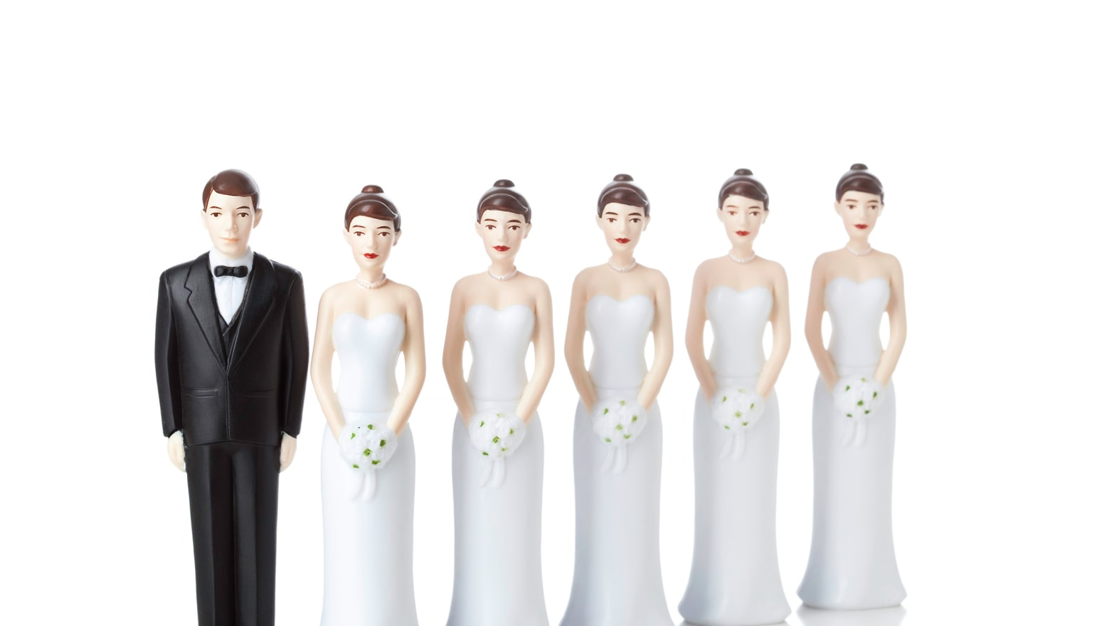 Polygamy Is More Popular Than Ever
