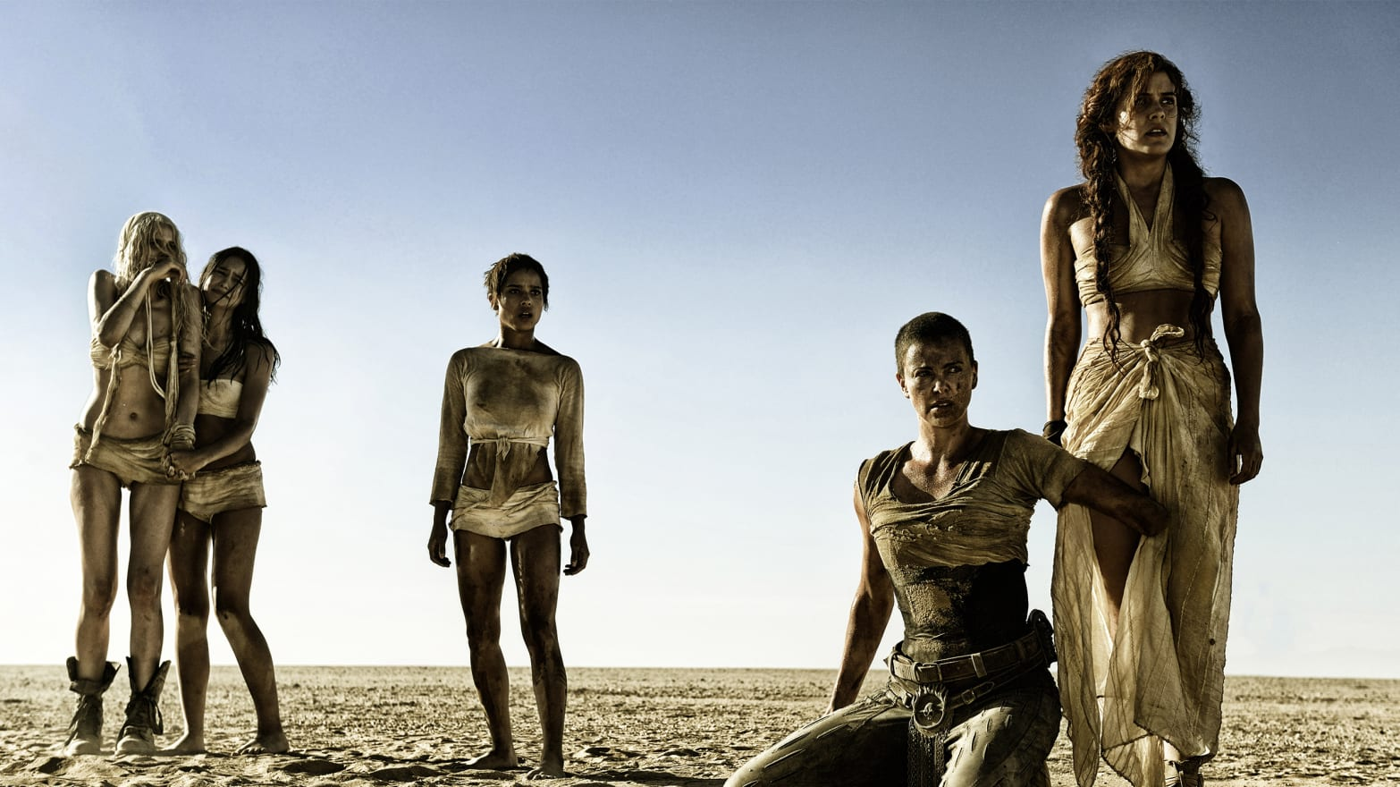 Mad Max': How Men's Rights Activists Killed the World