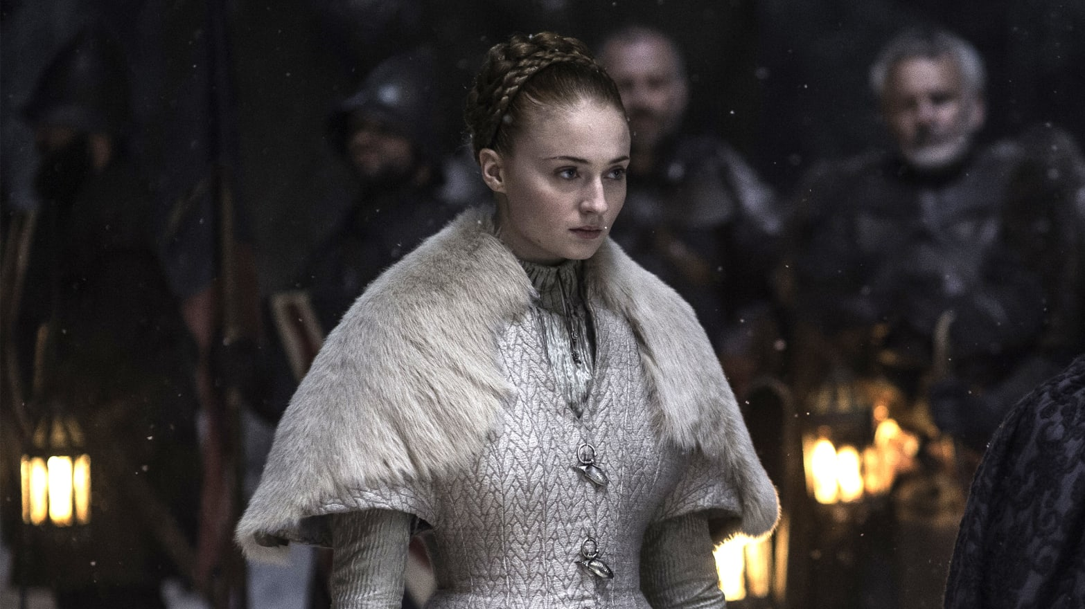 The Rape of Sansa Stark: 'Game of Thrones' Goes Off-Book and