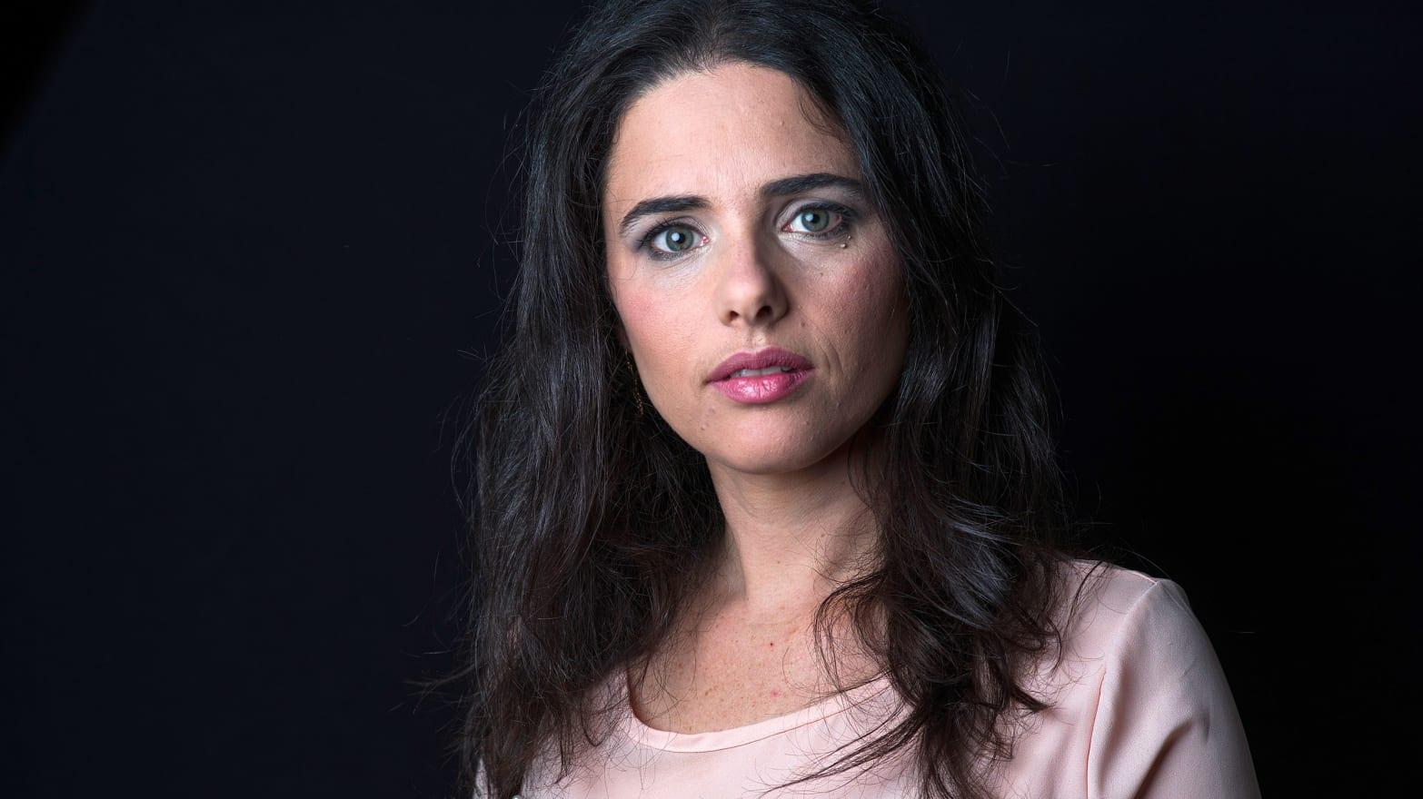 """Résultat de recherche d'images pour """"Ayelet Shaked"""""""