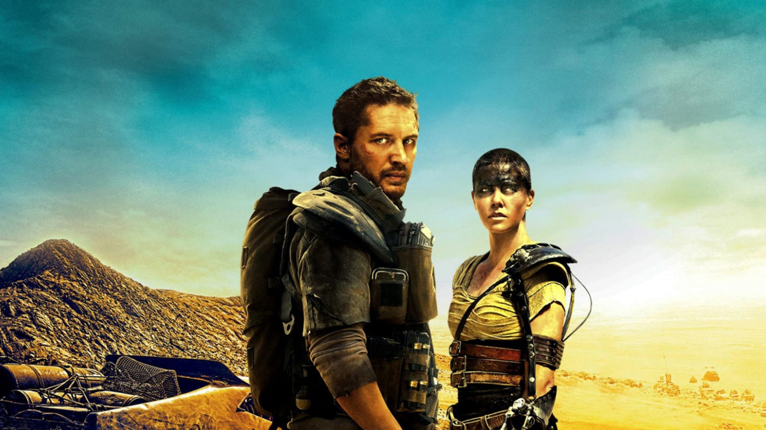 1d193dcbf8f Mad Max: Fury Road' Will Melt Your Face Off