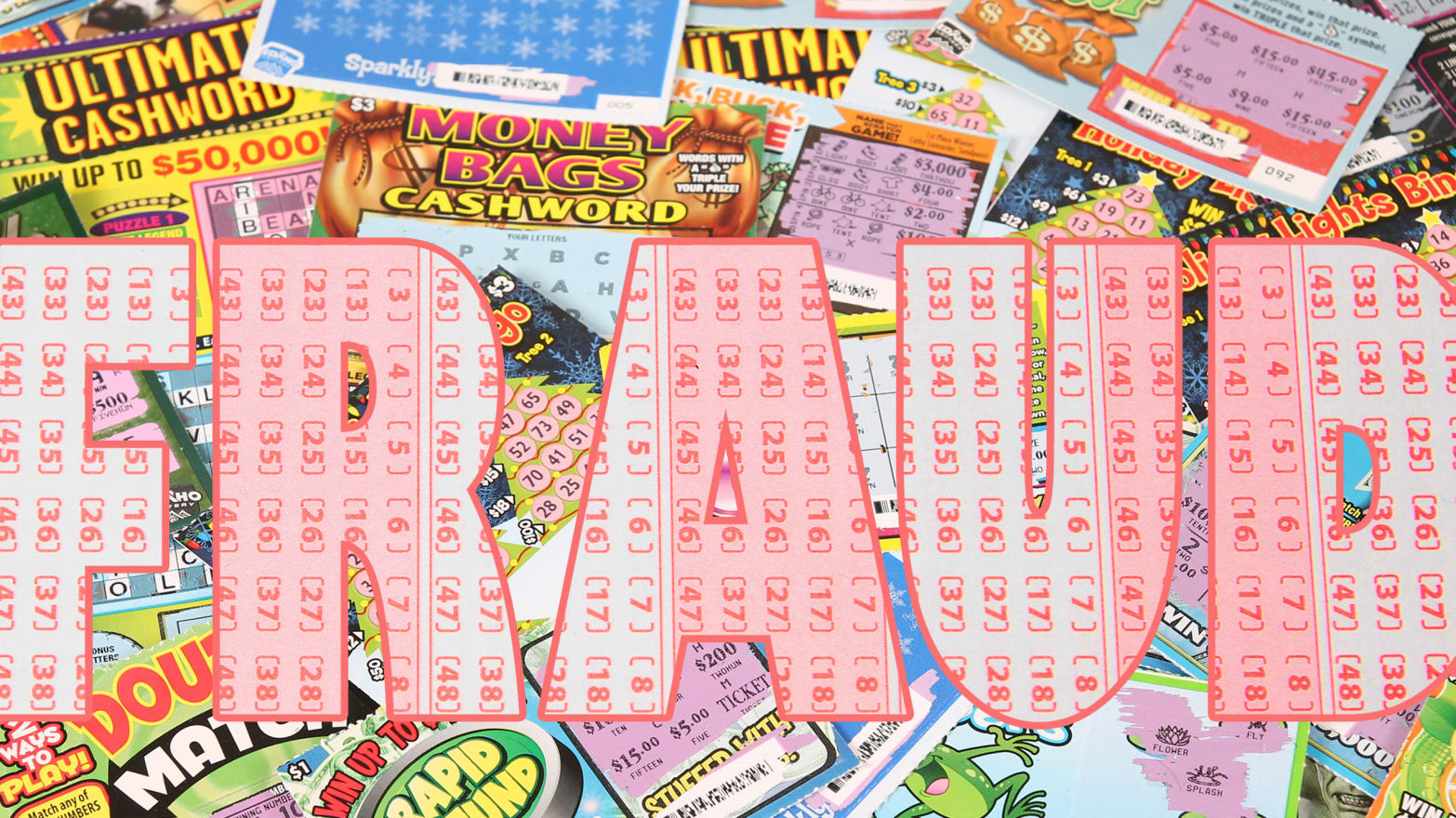 IRS Scammed With Losing Lotto Tickets