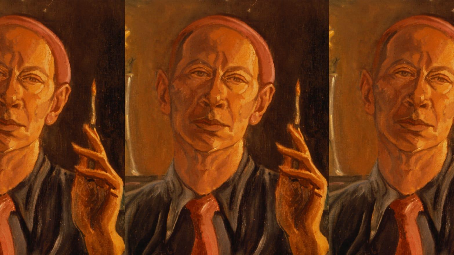 The Secret Art Life of E.E. Cummings