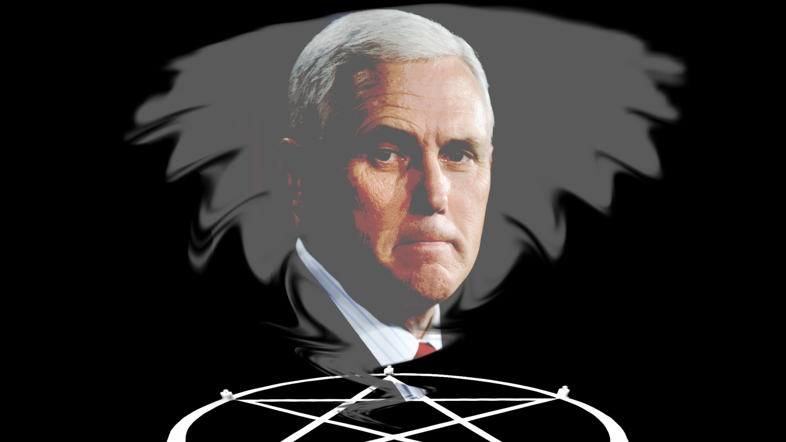 Mike Pence's New Fan Club: Wiccans