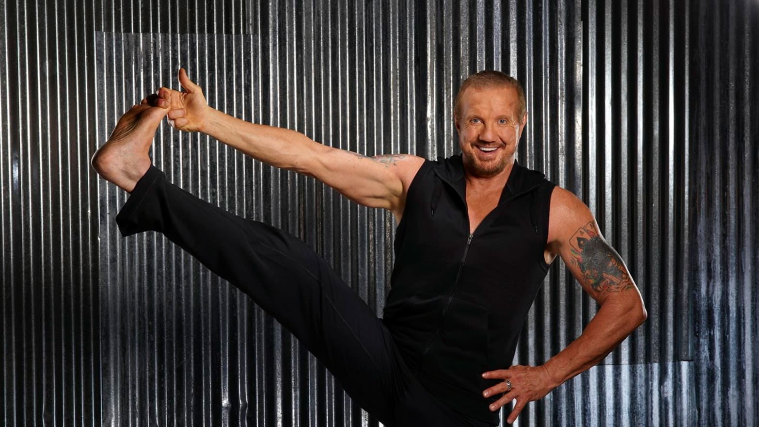Life After The Ring Diamond Dallas Page S Yoga Rehab For Fallen Pro Wrestlers
