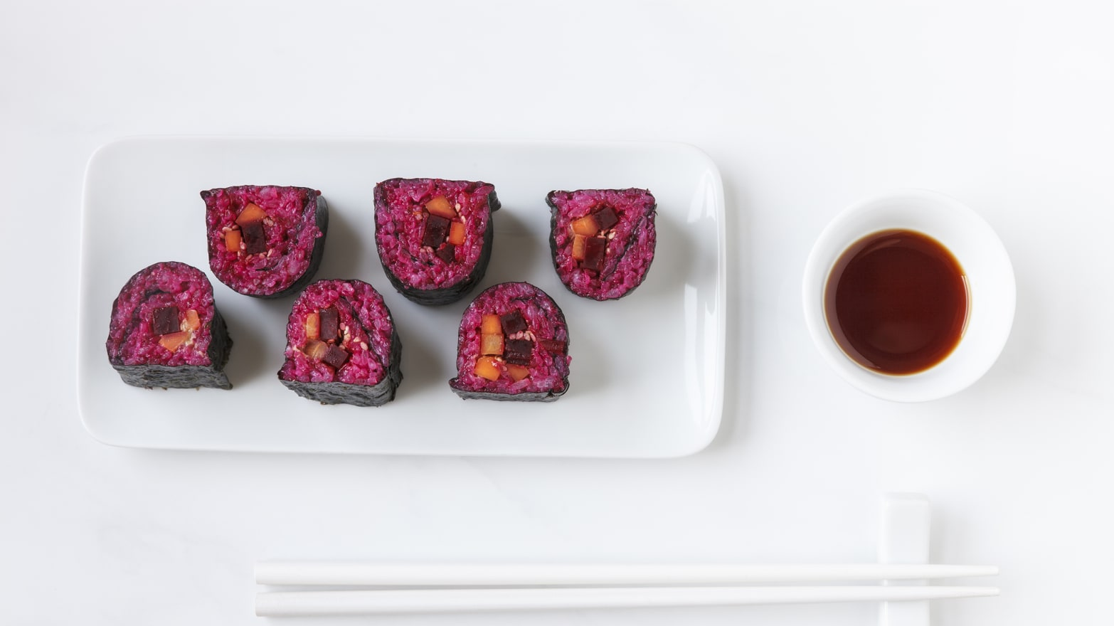 'Vegan Sushi' Turns Tomatoes Into Tuna