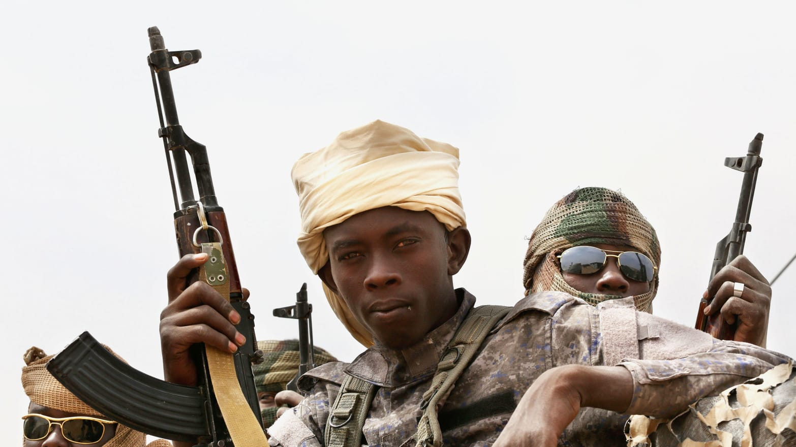 The Child Soldiers Fighting Boko Haram