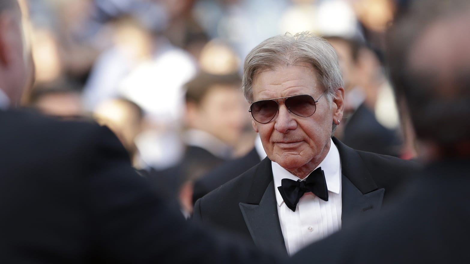 Harrison Ford, Aviation Rescue Badass