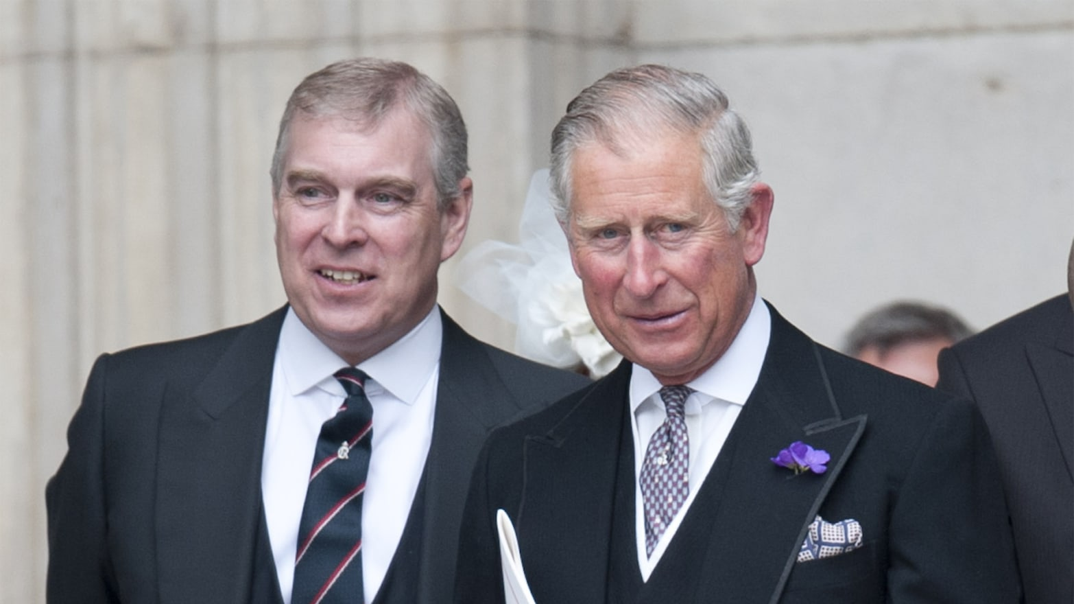 Image result for photo of Prince Charles and Andrew,