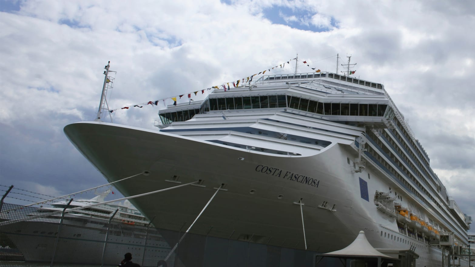 Terrorists Can't Stop These Cruise Ships