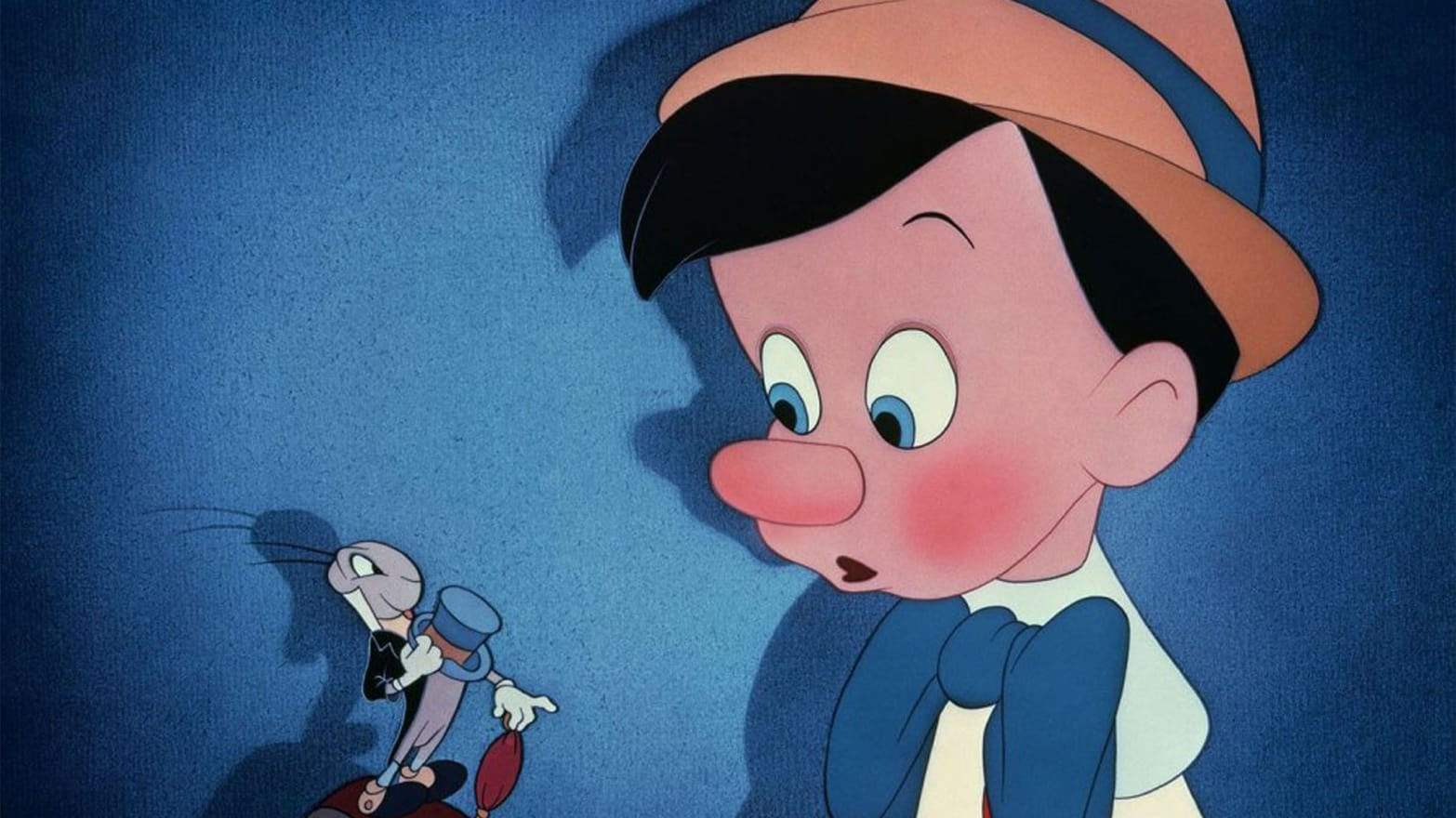 Image result for pinocchio 1940 jiminy