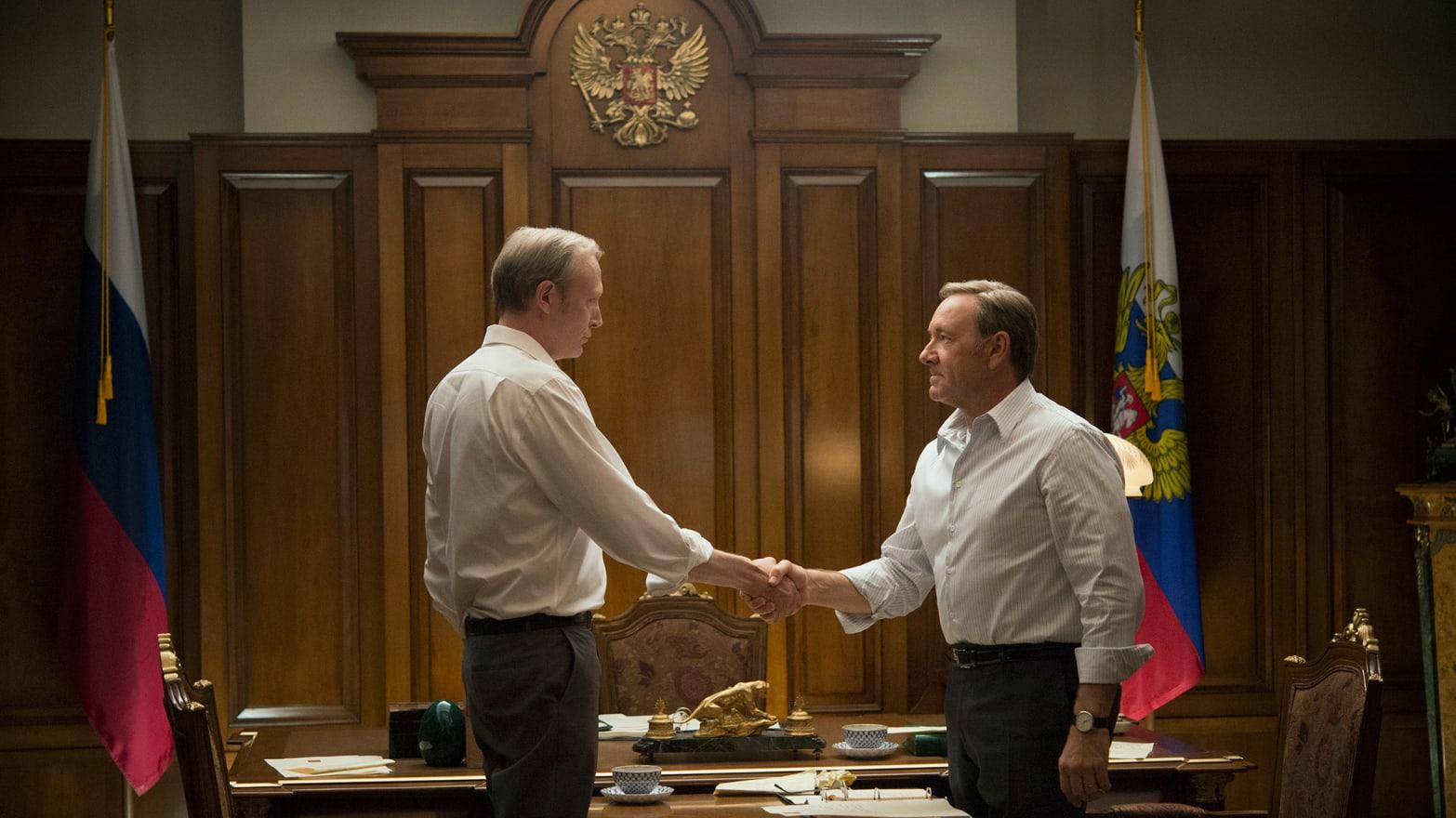 House Of Cards Vladimir Putin Villain Creator Beau Willimon On The Show S Russian Arc