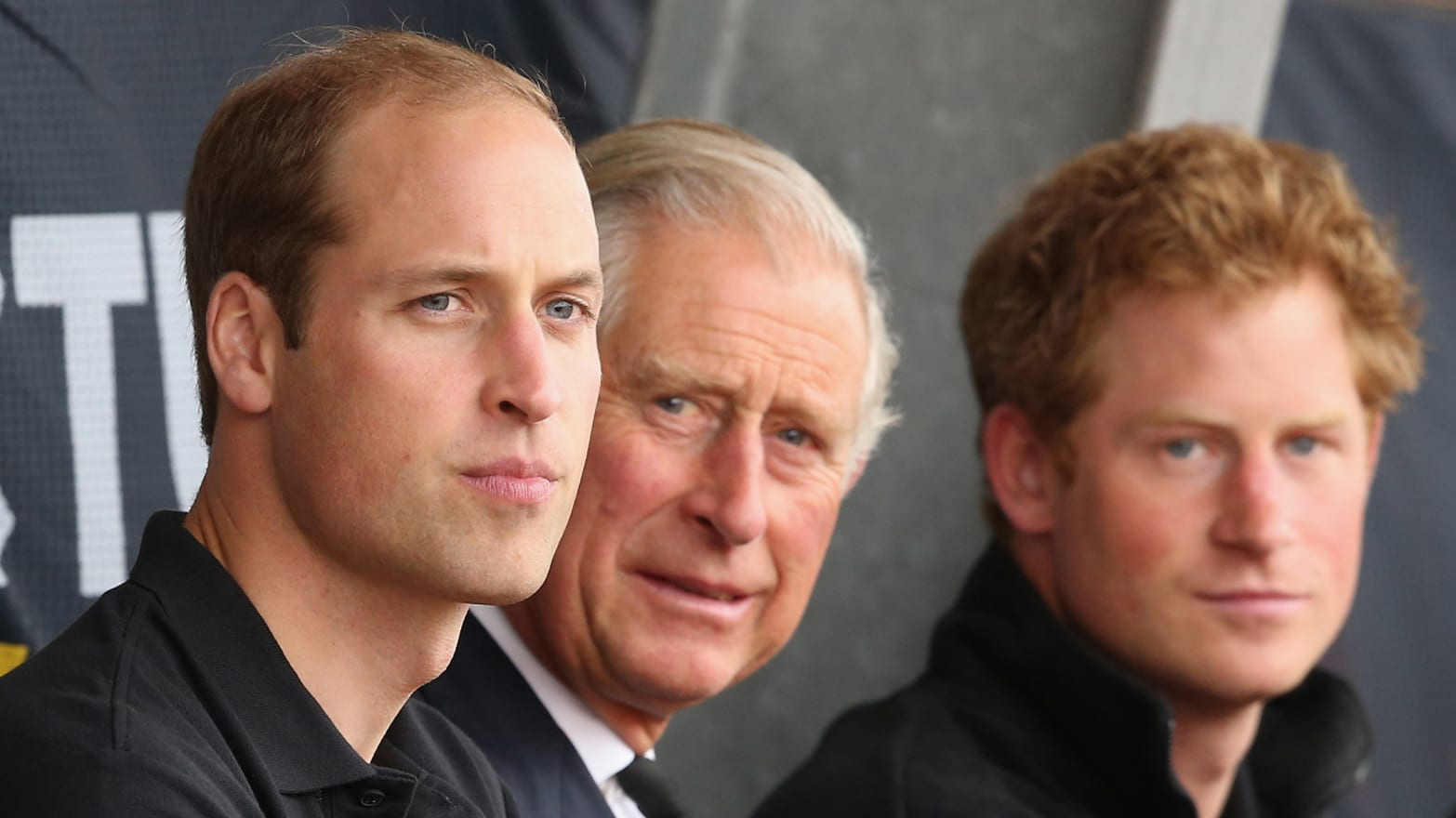 Prince Charles'Sold Out' William and Harry To The Tabloids