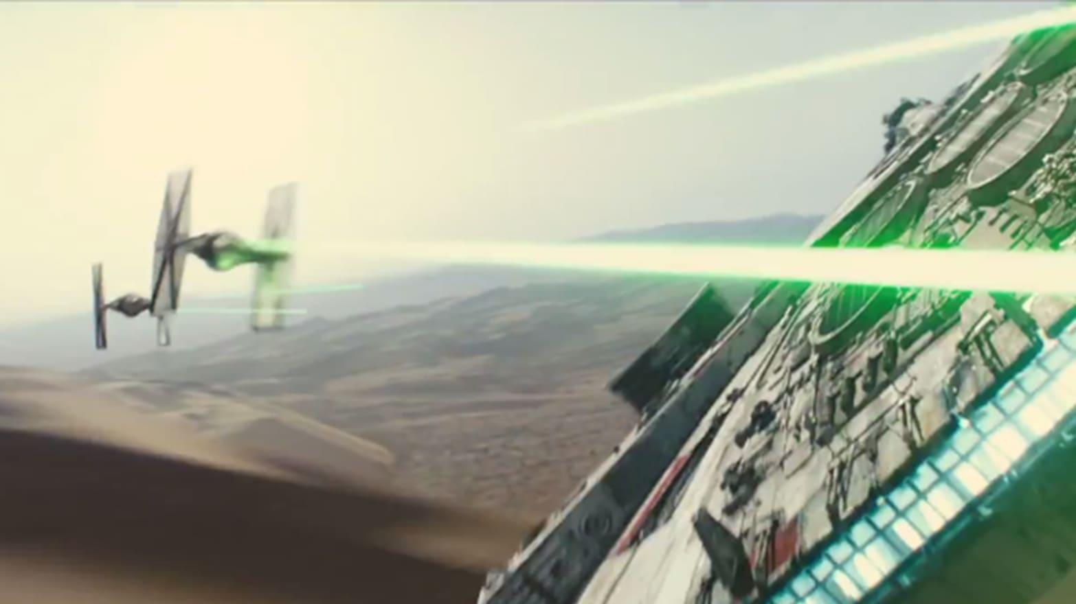 kickass star wars the force awakens