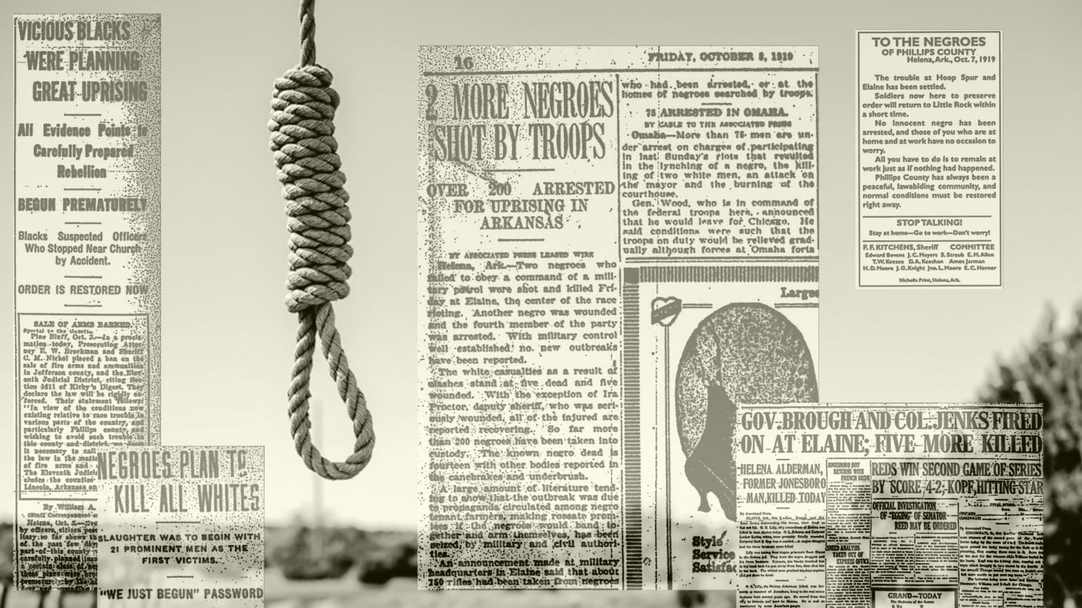 America's Forgotten Mass Lynching: When 237 People Were