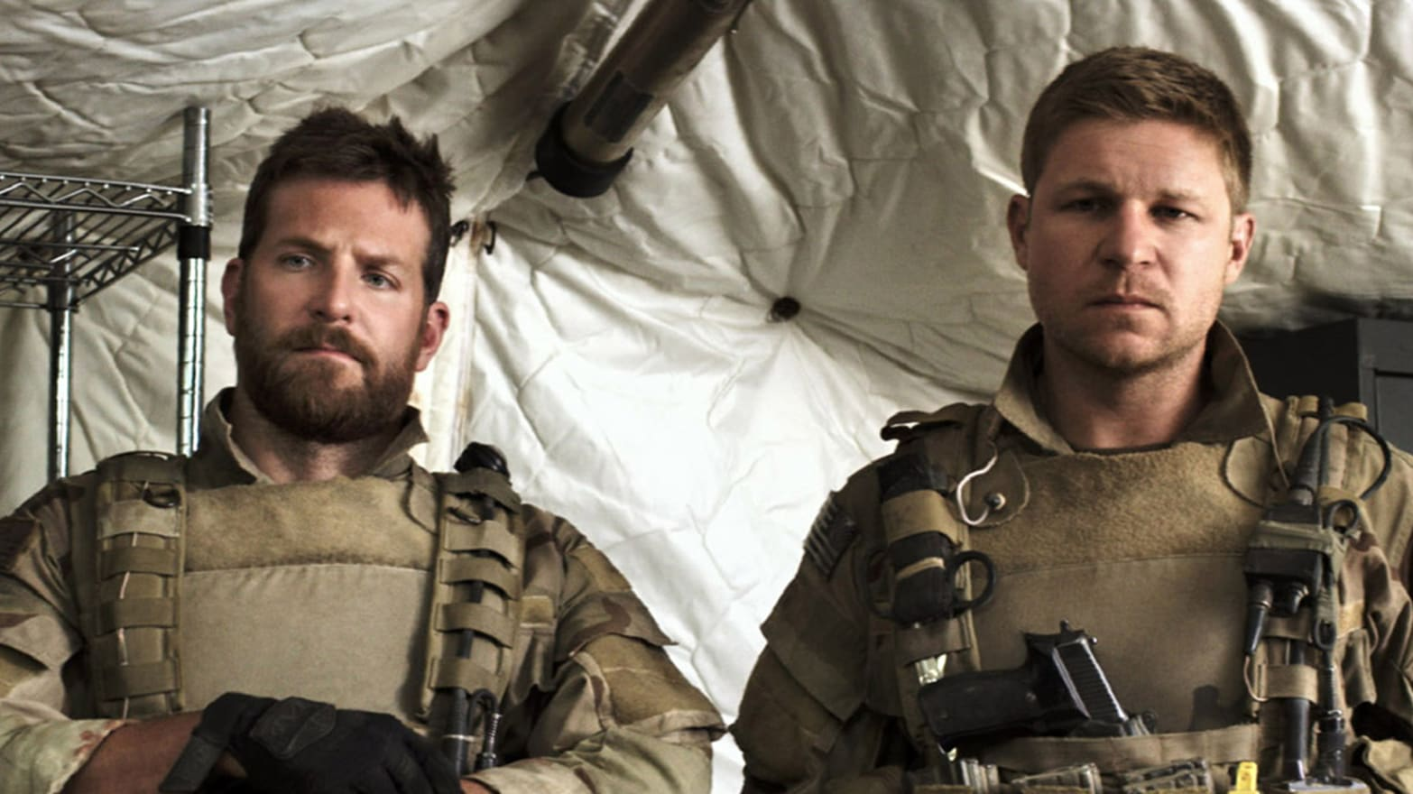 The 'American Sniper' I Knew: ...