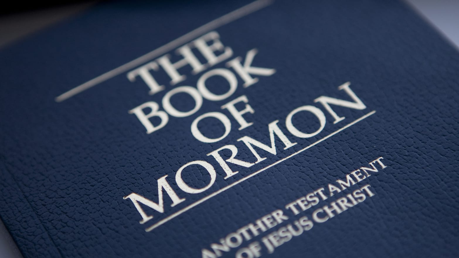 Was 'The Book of Mormon' a Great American Novel?