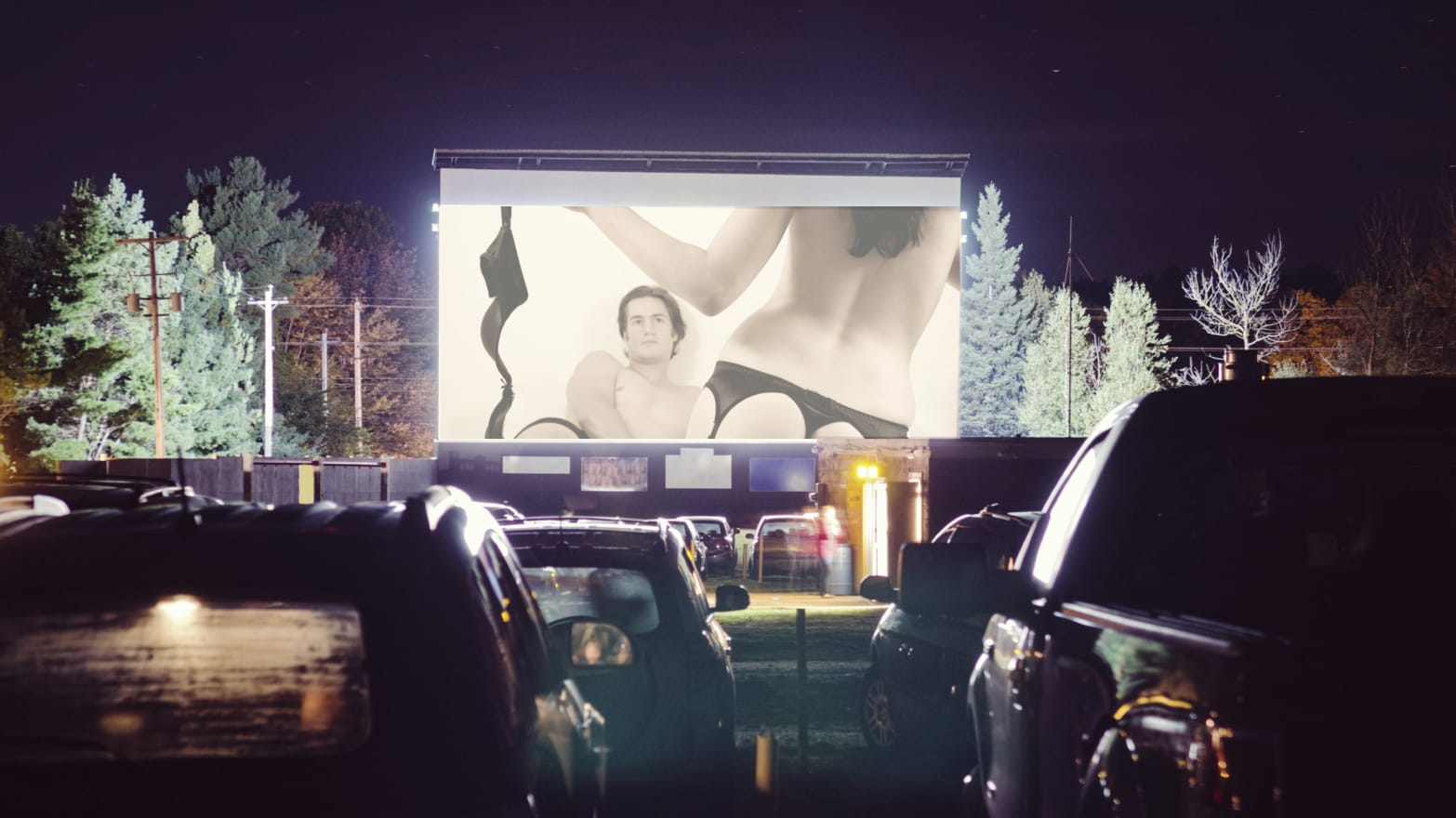 The Big Daddy Of Drive In Porn Theaters