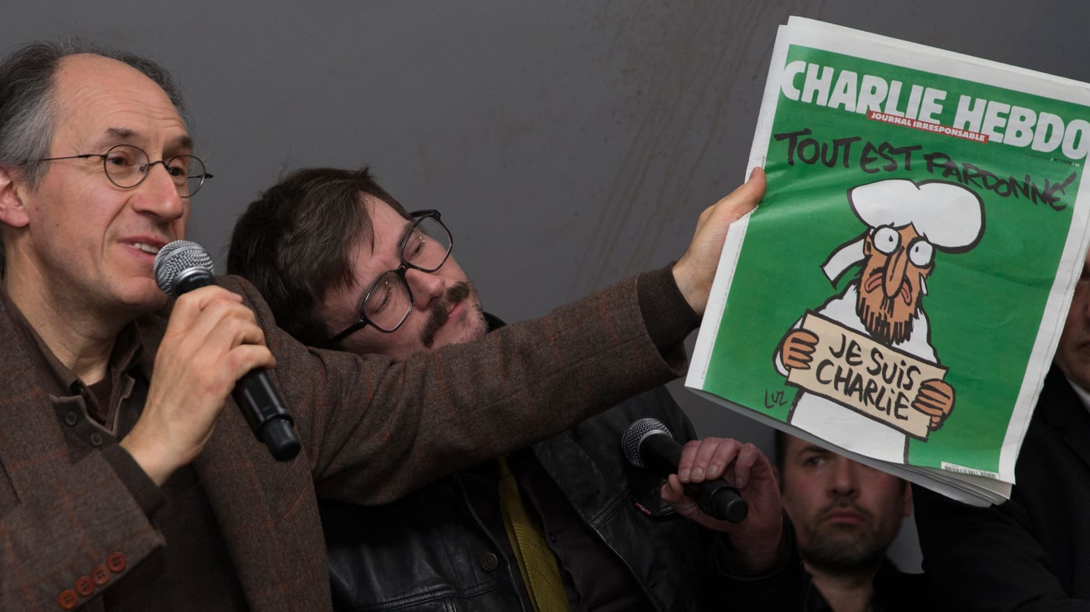 Read the New Issue of Charlie Hebdo in English