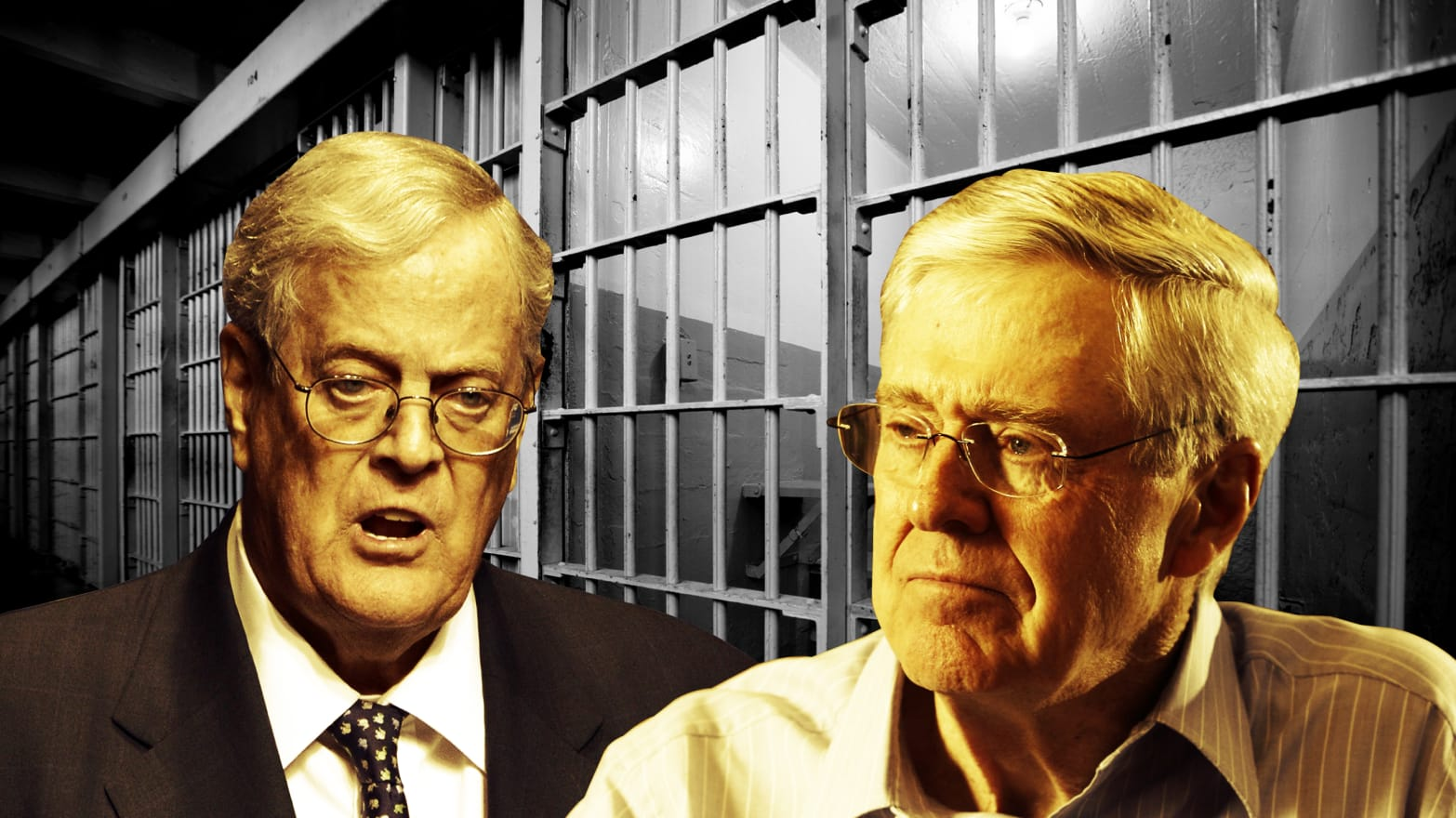 Koch Bros to Bankroll Prison Reform