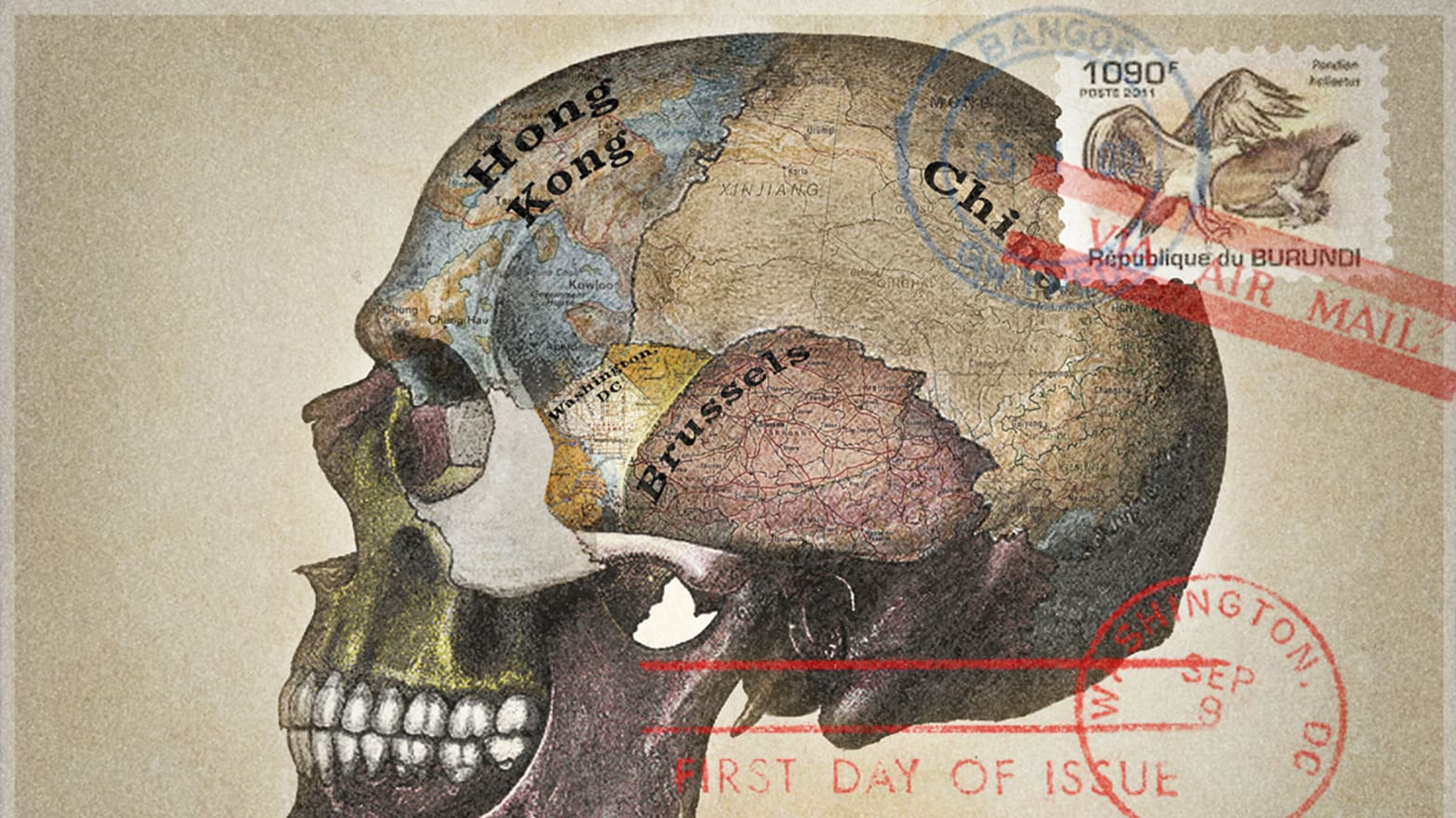 Burundi's Black Market Skull Trade