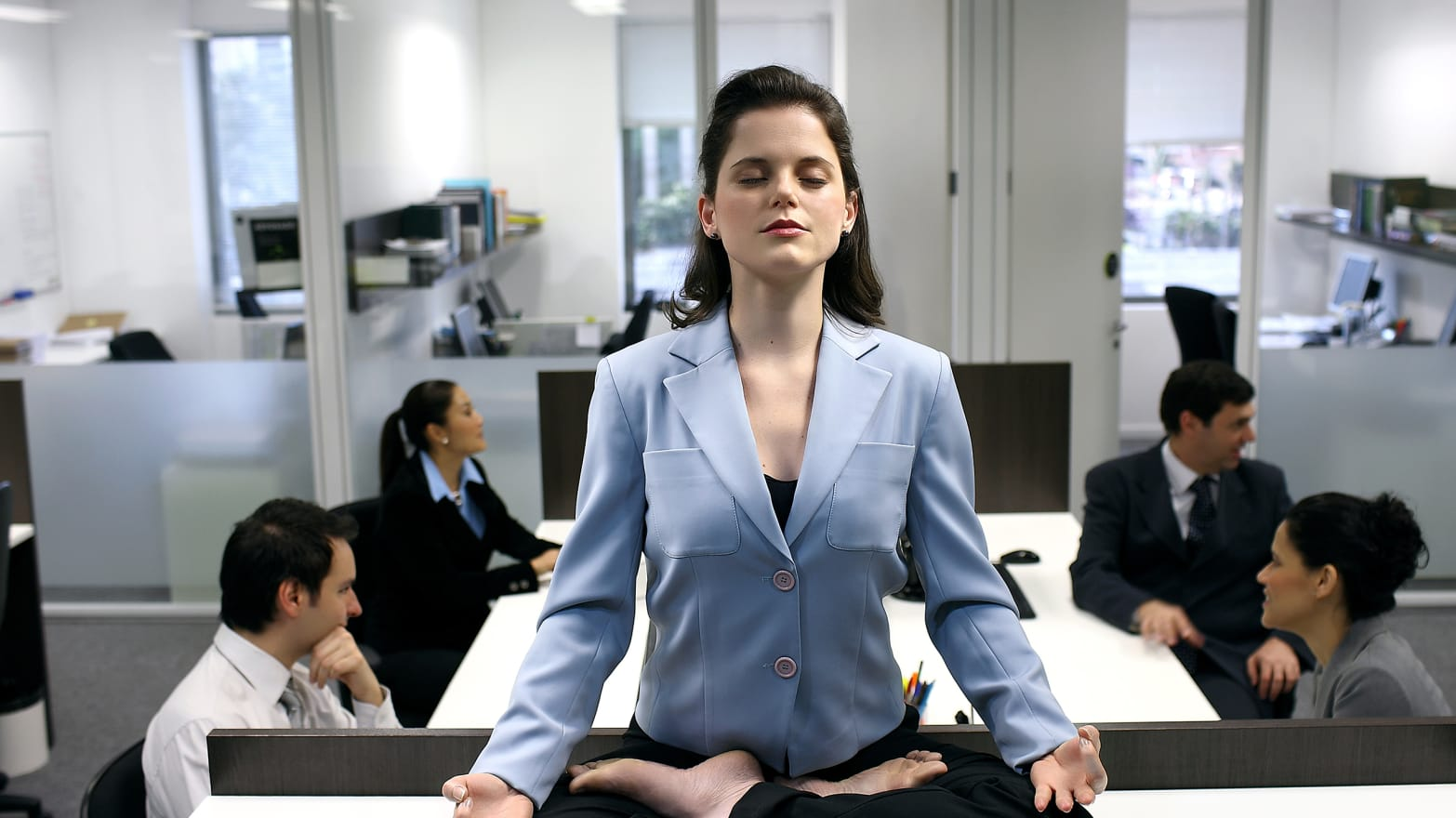 These 7 iPhone Apps for Meditation Make Us Want To Inhale