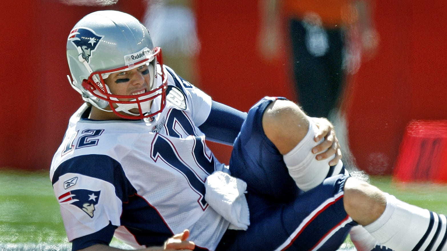 save off 35abe 7de28 The Injuries That Made Peyton Manning and Tom Brady