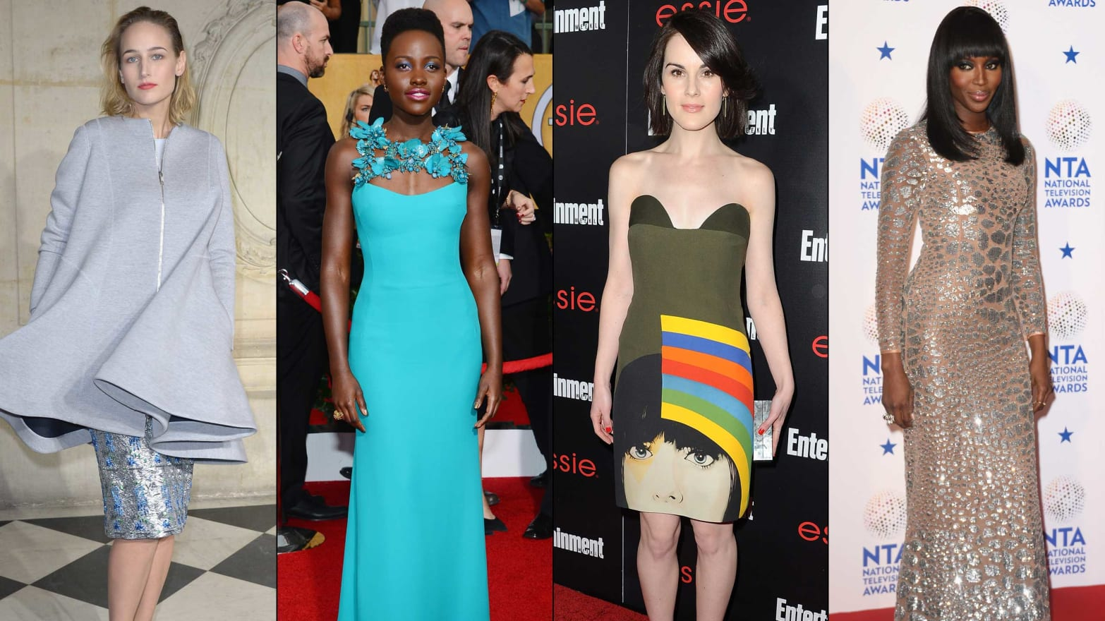 827da7770 From Lupita Nyong'o to Naomi Campbell, the Best and Worst Dressed of the  Week