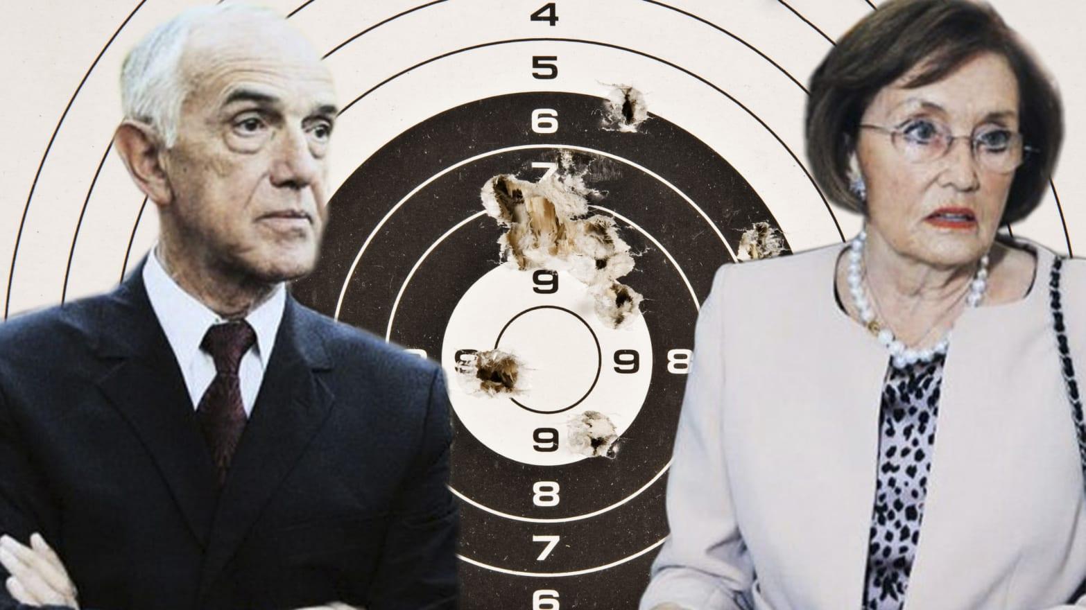 Glock Founder Puts Bullseye on Ex-Wife