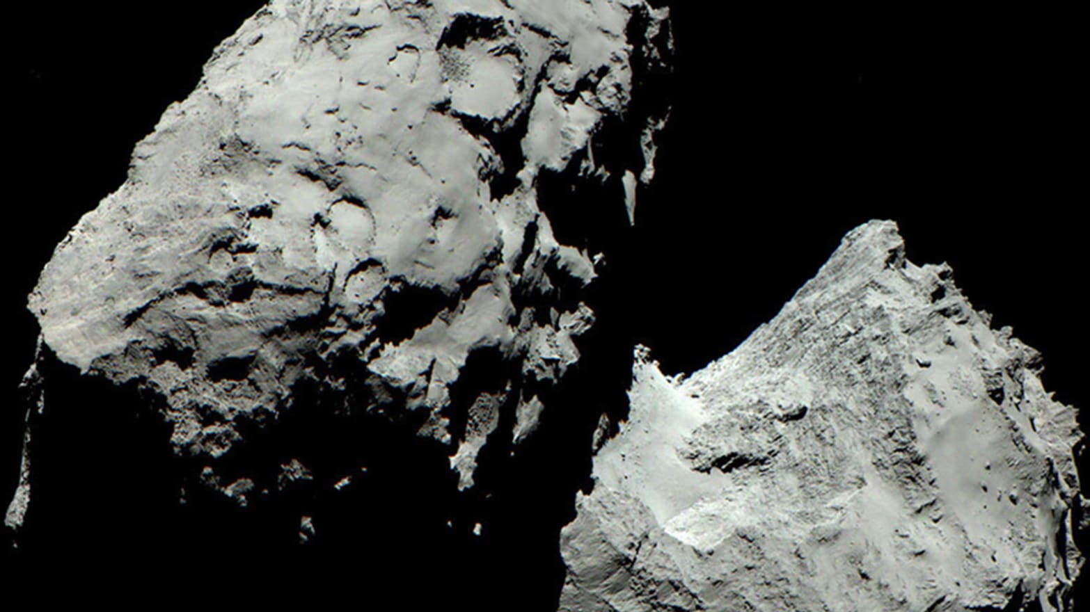 Are Comets the Origin of Earth's Oceans?