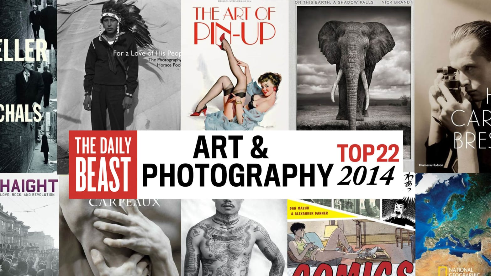 The Best Coffee Table Books Of 2014