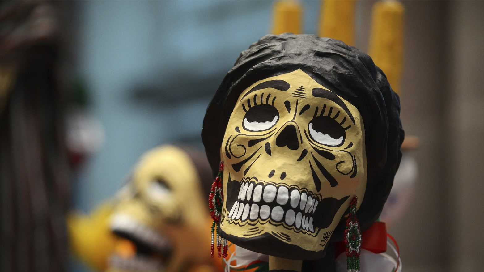 America's Fastest Growing Death Holiday Is From Mexico