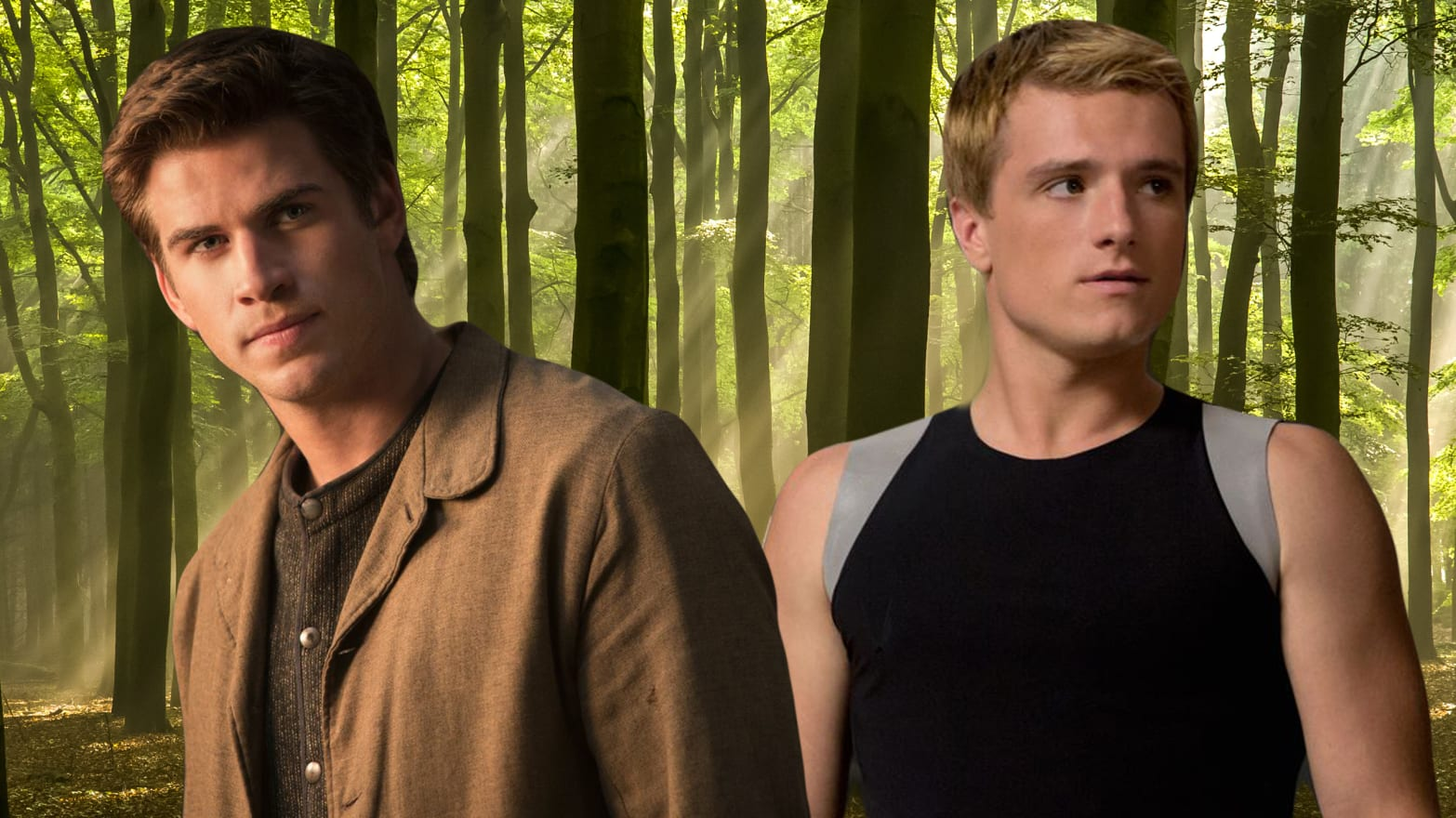 Team Peeta or Team Gale: Why the 'Hunger Games' Love Triangle ...