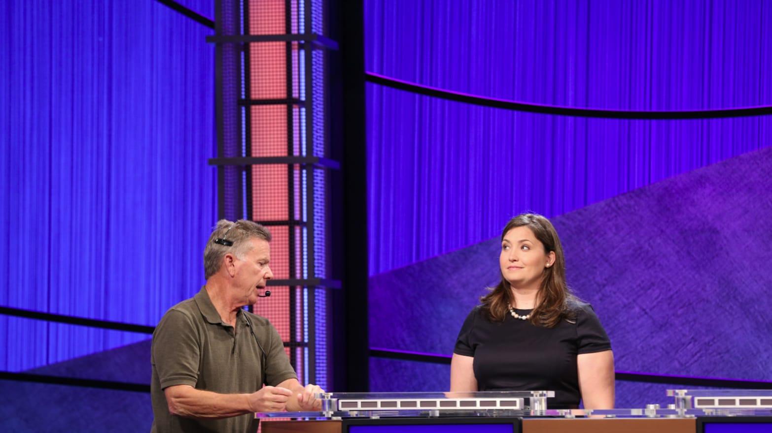 Jeopardy! Champion Julia Collins's Brain Feels Like Mush