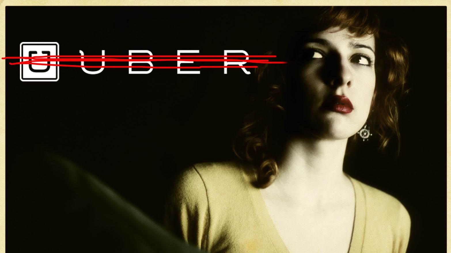 The Definitive List Of Uber Horror Stories