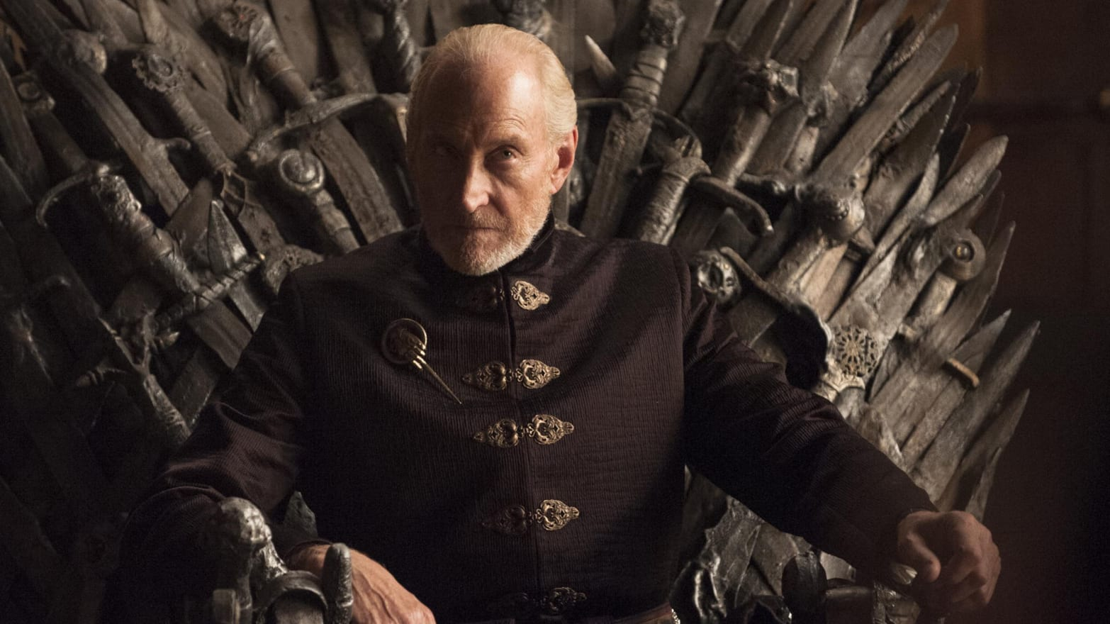 Tywin Lannister, the second worst father I've seen in fiction