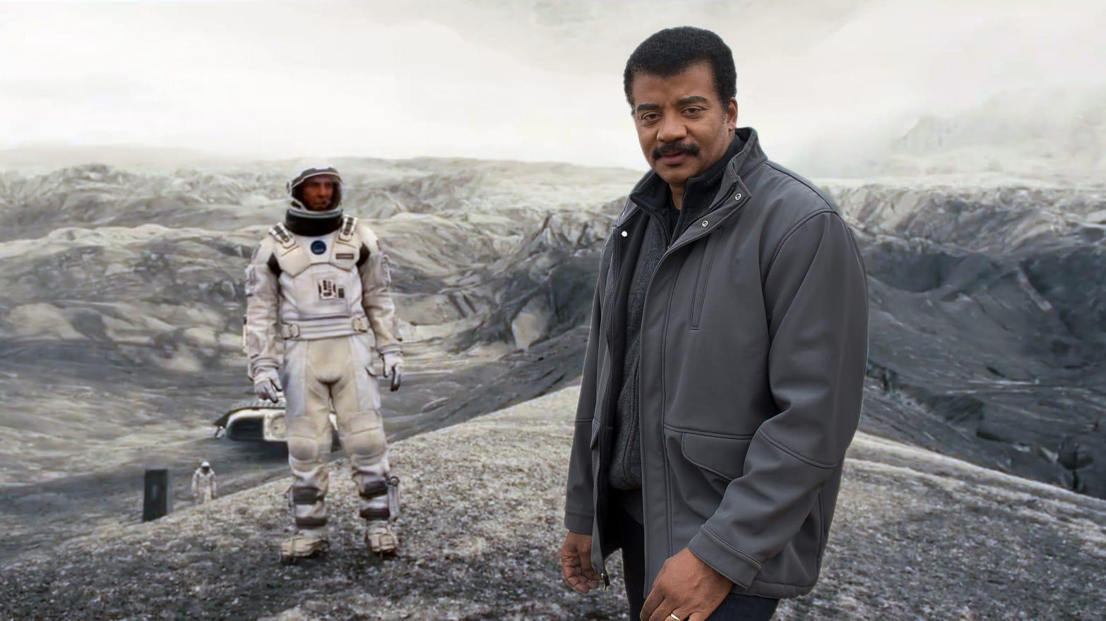 Neil deGrasse Tyson Breaks Down 'Interstellar': Black Holes
