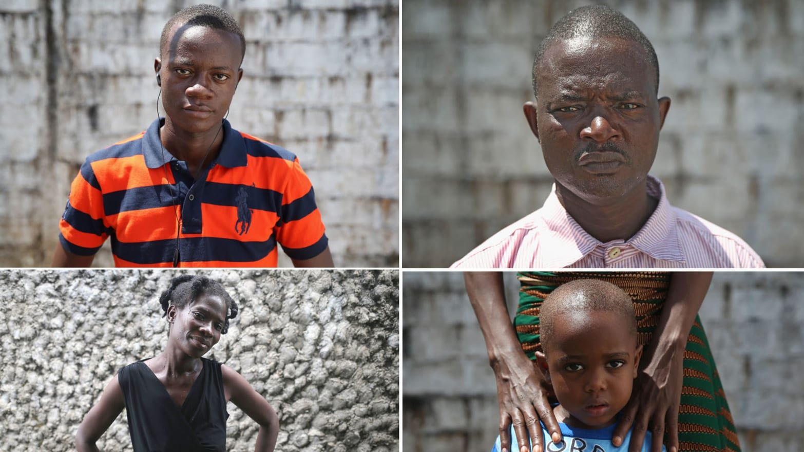 This Man Lost 35 Relatives to Ebola and His Community Wants Him Gone