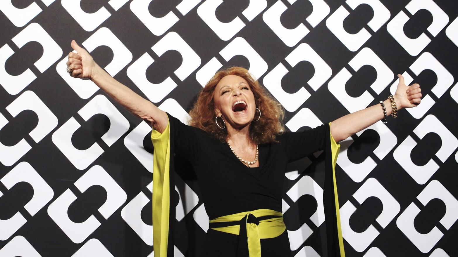 Diane Von Furstenberg How I Learned To Love My Wrap Dress
