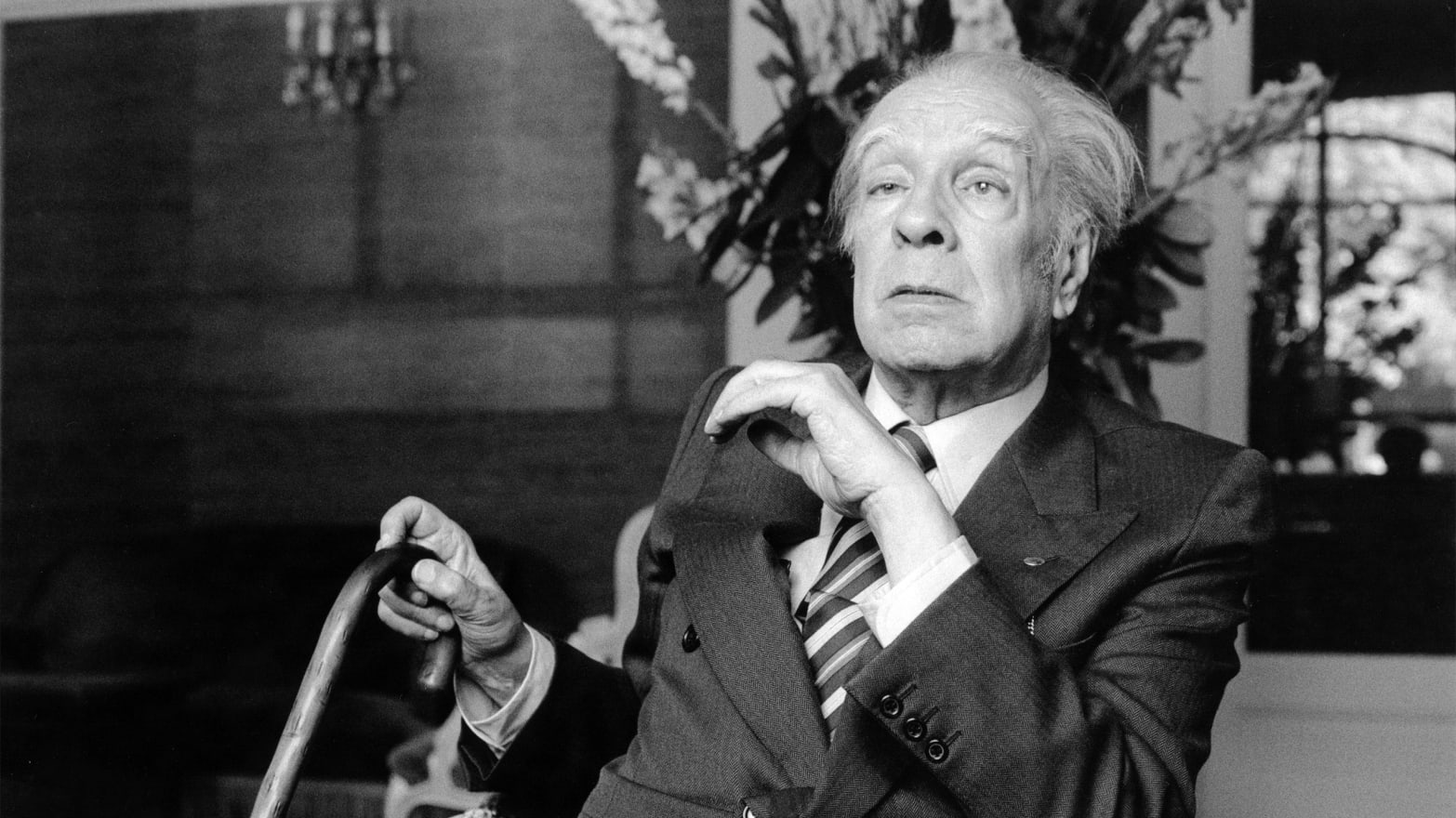 Borges Had A Genius For Literature But Not Love Or Much Else