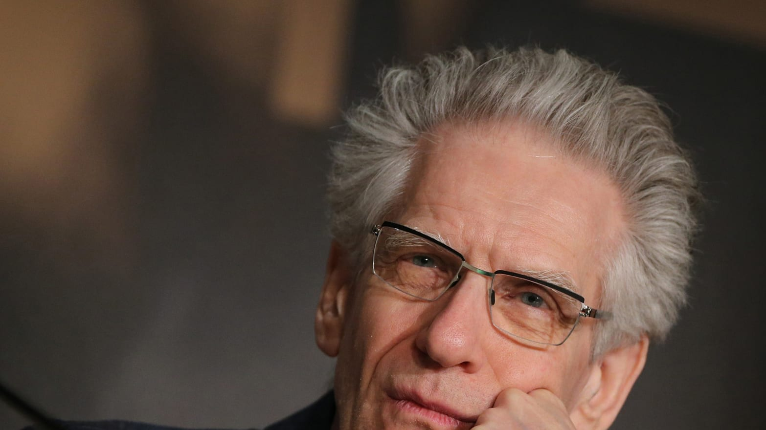 David Cronenberg: Why Frustrated Novelists Hate the Screenplay