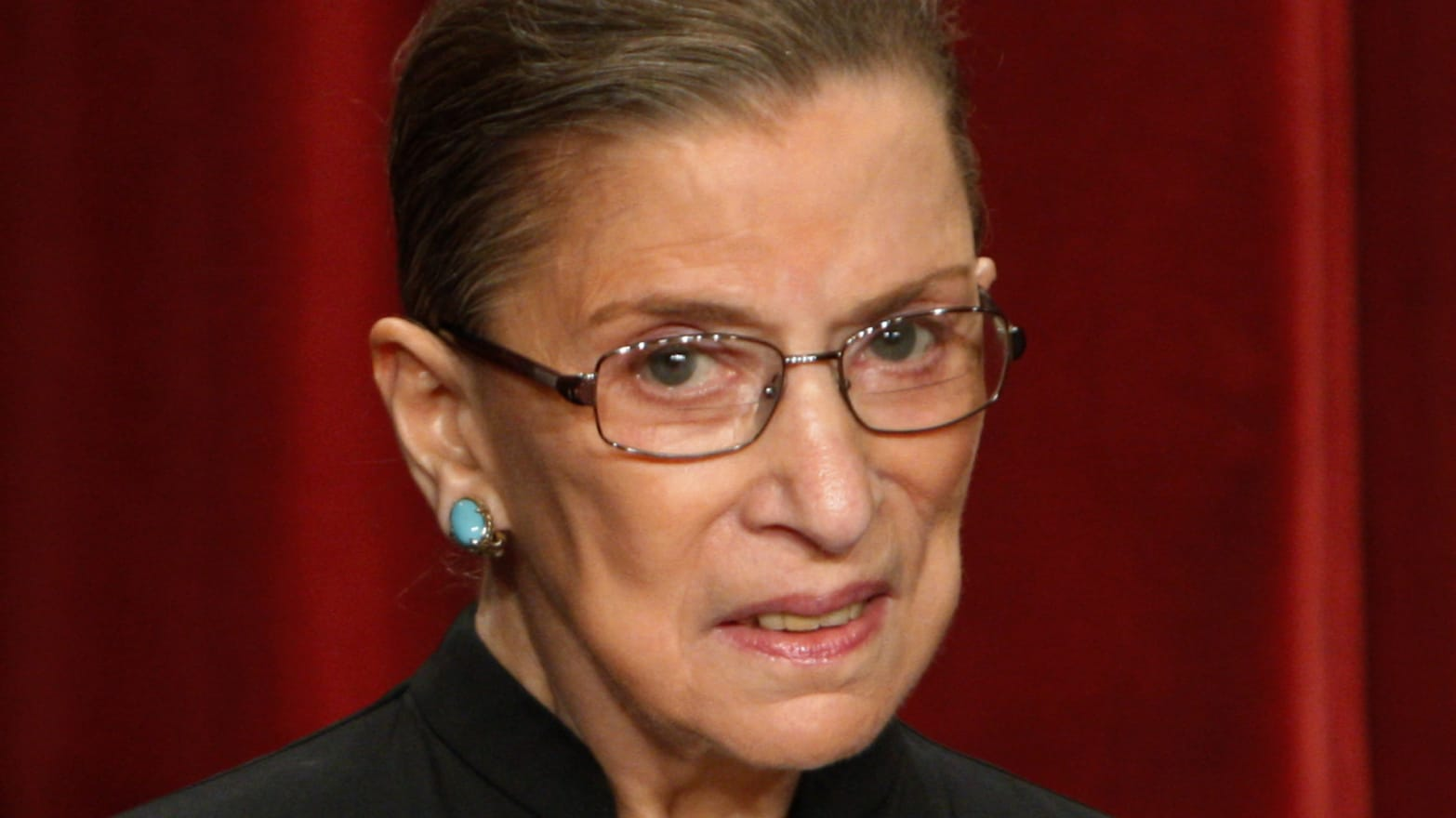 Ruth Bader Ginsburg Levels With Us On Why She S Not Retiring