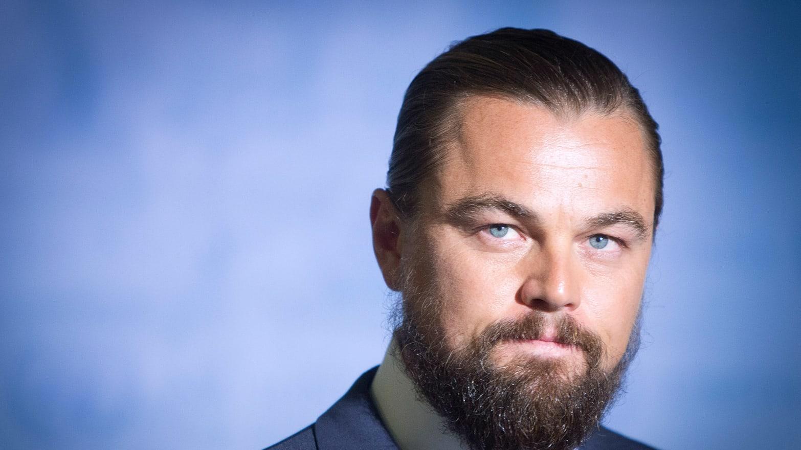 Leo The Beard Has To Go When A Man S Facial Hair Reaches